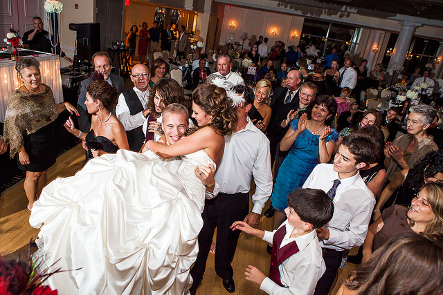 The Willow Room Wedding Reception In Belle Vernon Pa