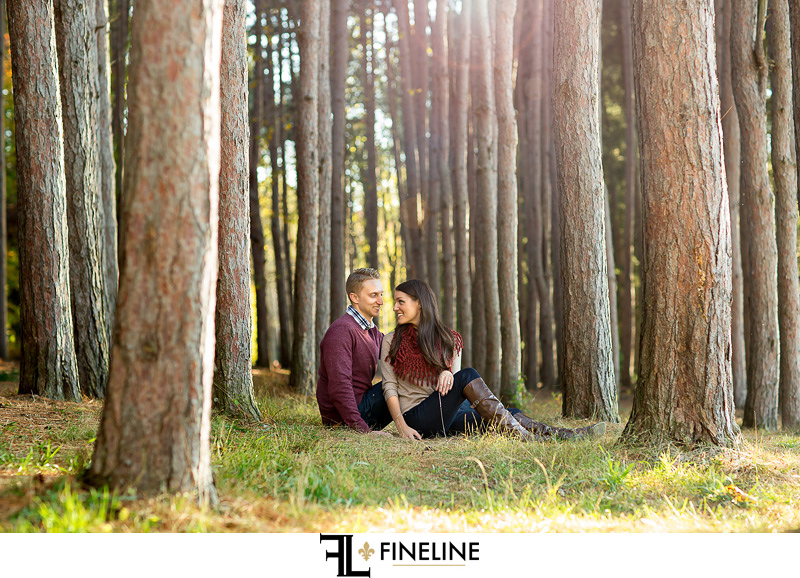 Twin Lakes Engagement Pictures Kailyn And Adam