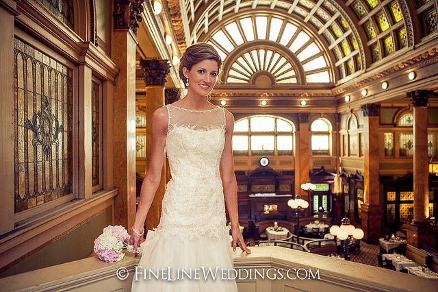 Grand Concourse Wedding Photography And Videography Pittsburgh Pa