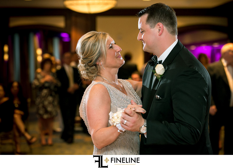Sheraton Station Square Wedding Reception   Kaitlin and Bill FINELINE