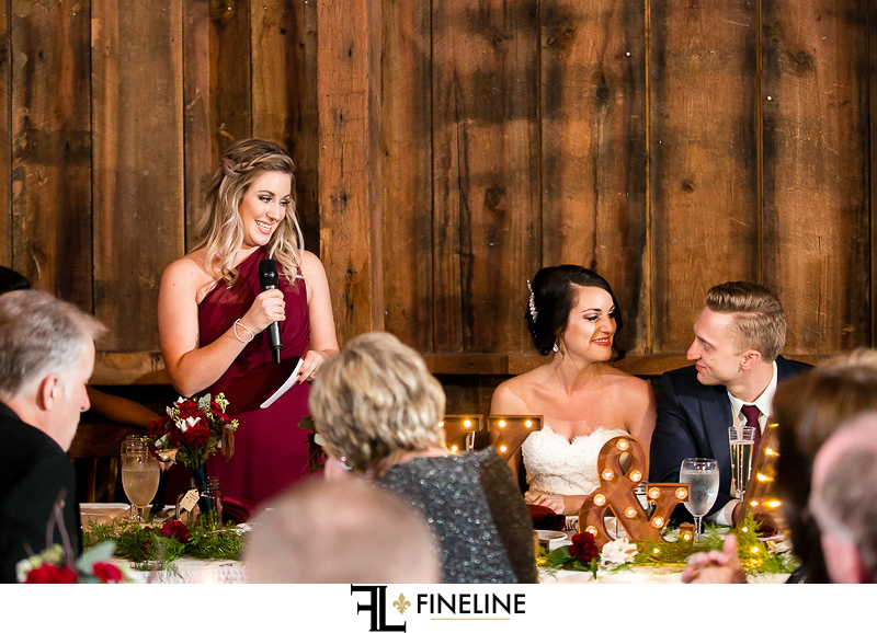 Bell's Banquets Wedding Reception